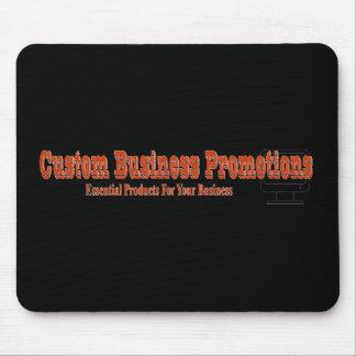 Logotipo Mousepad del negocio Alfombrilla De Ratones