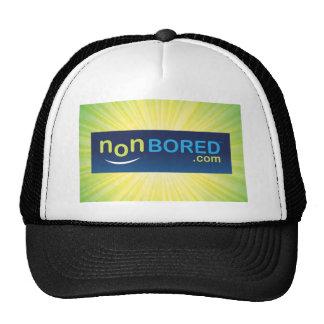 logotipo nonBored de Starbust Gorros Bordados