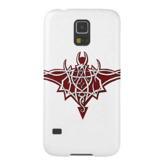 Logotipo O.N.U-Muerto del palo (rojo) Carcasa Para Galaxy S5