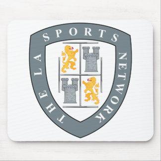 Logotipo oficial #1 de TLASN Tapetes De Raton
