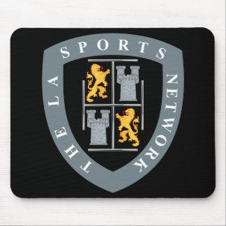 Logotipo oficial #2 de TLASN Alfombrillas De Ratones