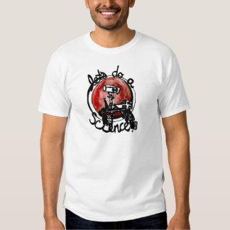 Logotipo oficial del @SarcasticRover Camisas
