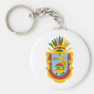 Logotipo oficial del símbolo de Guerrero México de Llavero