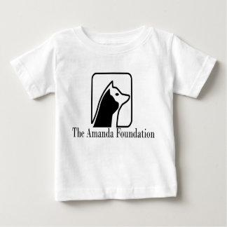Logotipo oficial para el niño T de la fundación de Playeras