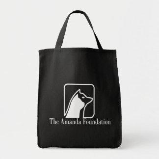 Logotipo oficial para la bolsa de asas de la funda