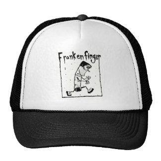 Logotipo original de Frankenfinger Gorro De Camionero