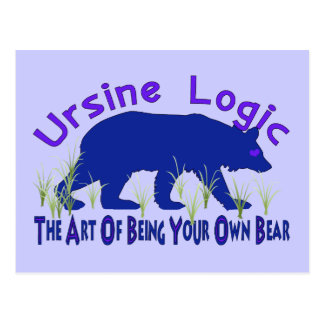 Logotipo osuno del Swag de la lógica Postal