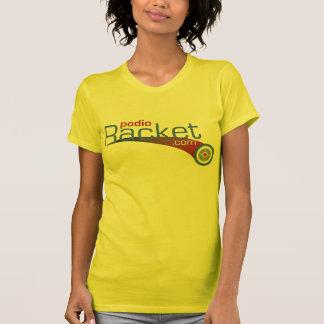 Logotipo para mujer de Swoosh de la camiseta