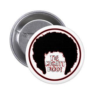 Logotipo poderoso de Boof Pin