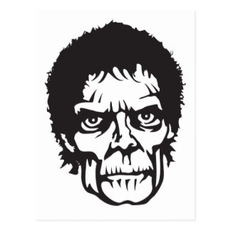 Logotipo principal del zombi postal