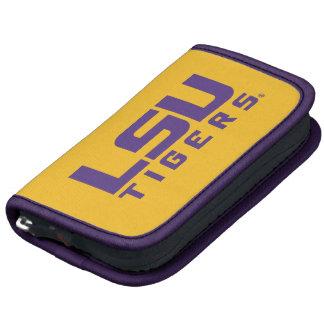 Logotipo púrpura de los tigres de LSU Organizador