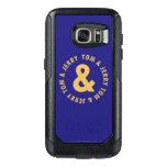 Logotipo redondo 4 de Tom y Jerry Funda Otterbox Para Samsung Galaxy S7