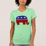 Logotipo republicano camiseta