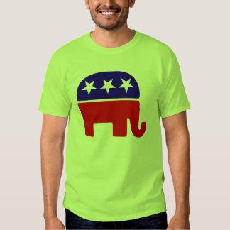 Logotipo republicano poleras