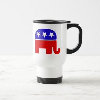 Logotipo republicano taza