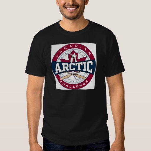 Logotipo revisado ártico playera
