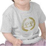 Logotipo rico camisetas