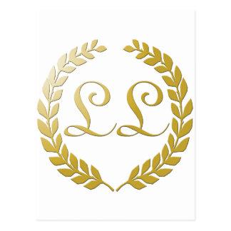 Logotipo rico postales