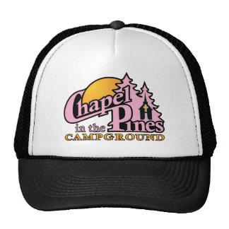Logotipo rosado del CIP Gorra