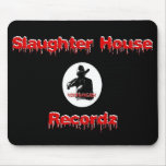 Logotipo S.H.R Mousepad de Kontraversy Alfombrilla De Ratón