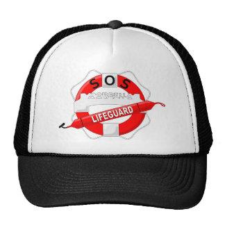 logotipo_sosmarbella trucker hat