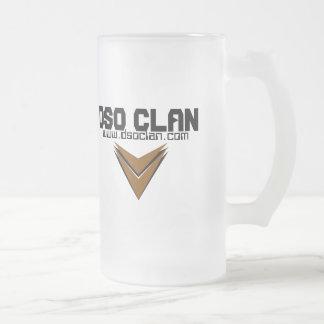 Logotipo Stein del clan de DSO Taza De Cristal