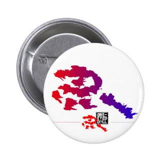 Logotipo tuerto del OJO de Splat de la muñeca Pins