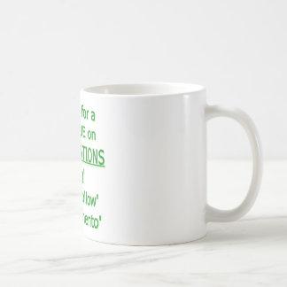 Logotipo verde de las relaciones del vínculo taza