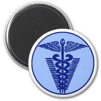 logotipo veterinario 3 imán de frigorífico
