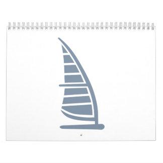 Logotipo Windsurfing Calendarios