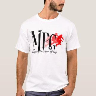 Logotipos de MPG/MTPK Playera
