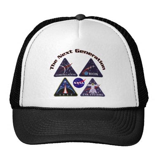 Logotipos del proyecto de la NASA Gorro De Camionero