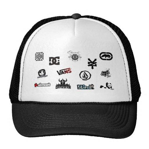 logotipos gorro