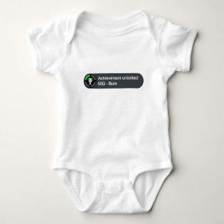Logro abierto - llevado body para bebé