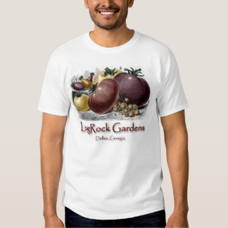 LogRock Dallas T Shirt