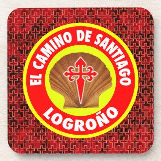 Logroño Drink Coaster