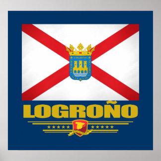 Logrono Poster