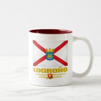 Logrono Two-Tone Coffee Mug