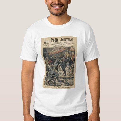 Logros de Apache Camisas