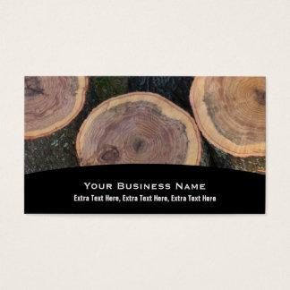 Logs Business Card