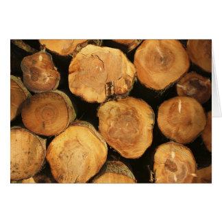 Logs Card