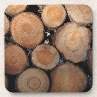 Logs coaster