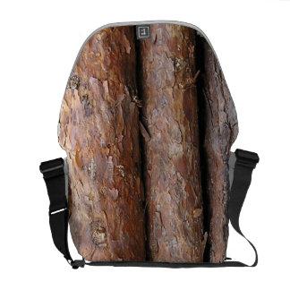 Logs Messenger Bags