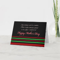 Lohe Design Mother's Day Greeting card