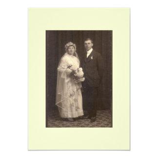 Loice Wedding Invitation. Card