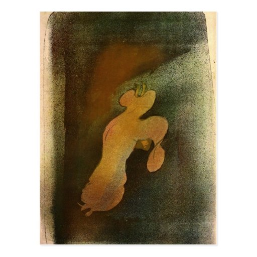 Loie 2 más llenos por Toulouse-Lautrec Postales