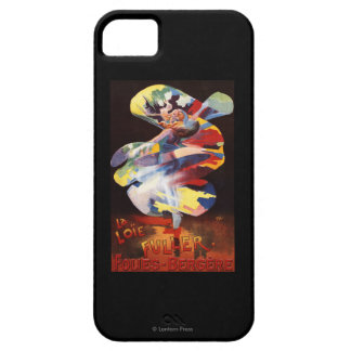 Loie Fuller at Folies-Bergere Theatre iPhone SE/5/5s Case