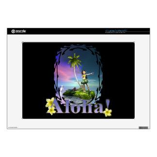 """Loihi Aloha Computer Skin 15"""" Laptop Skin"""