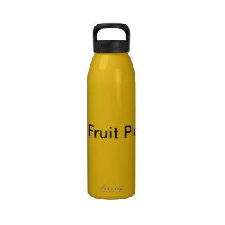 Loin Fruit Player Reusable Water Bottles