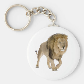 Loin image for Button Key Ring